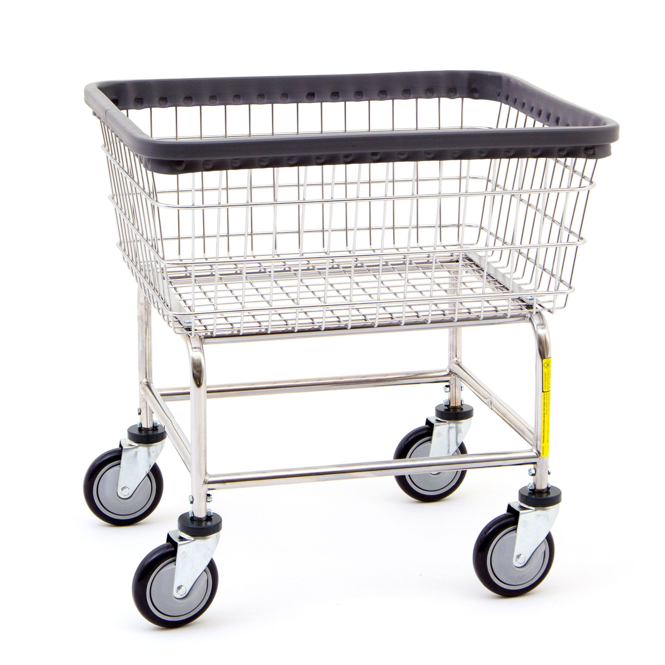 BC Textile Innovations - Basket Cart | Laundry Basket on Wheels ...