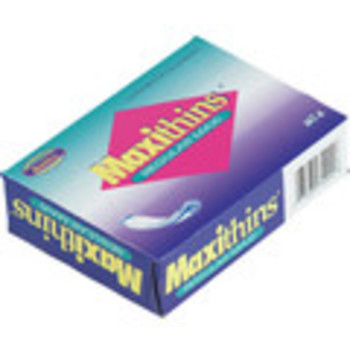 Maxithins® Maxi Pads - 250/CASE