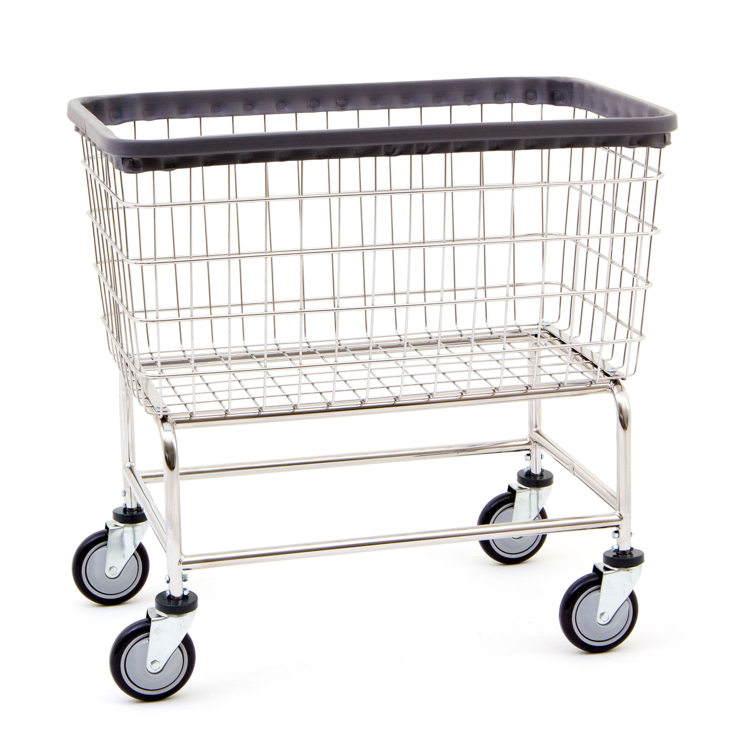 bc textile innovations basket cart laundry basket on wheels rolling shopping cart wire. Black Bedroom Furniture Sets. Home Design Ideas