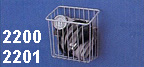 Medical Accessory Storage Basket - #2201