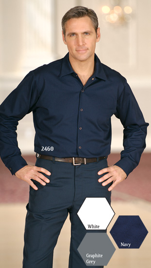 Work Shirts, Food Industry, 100% Cotton - SA2460