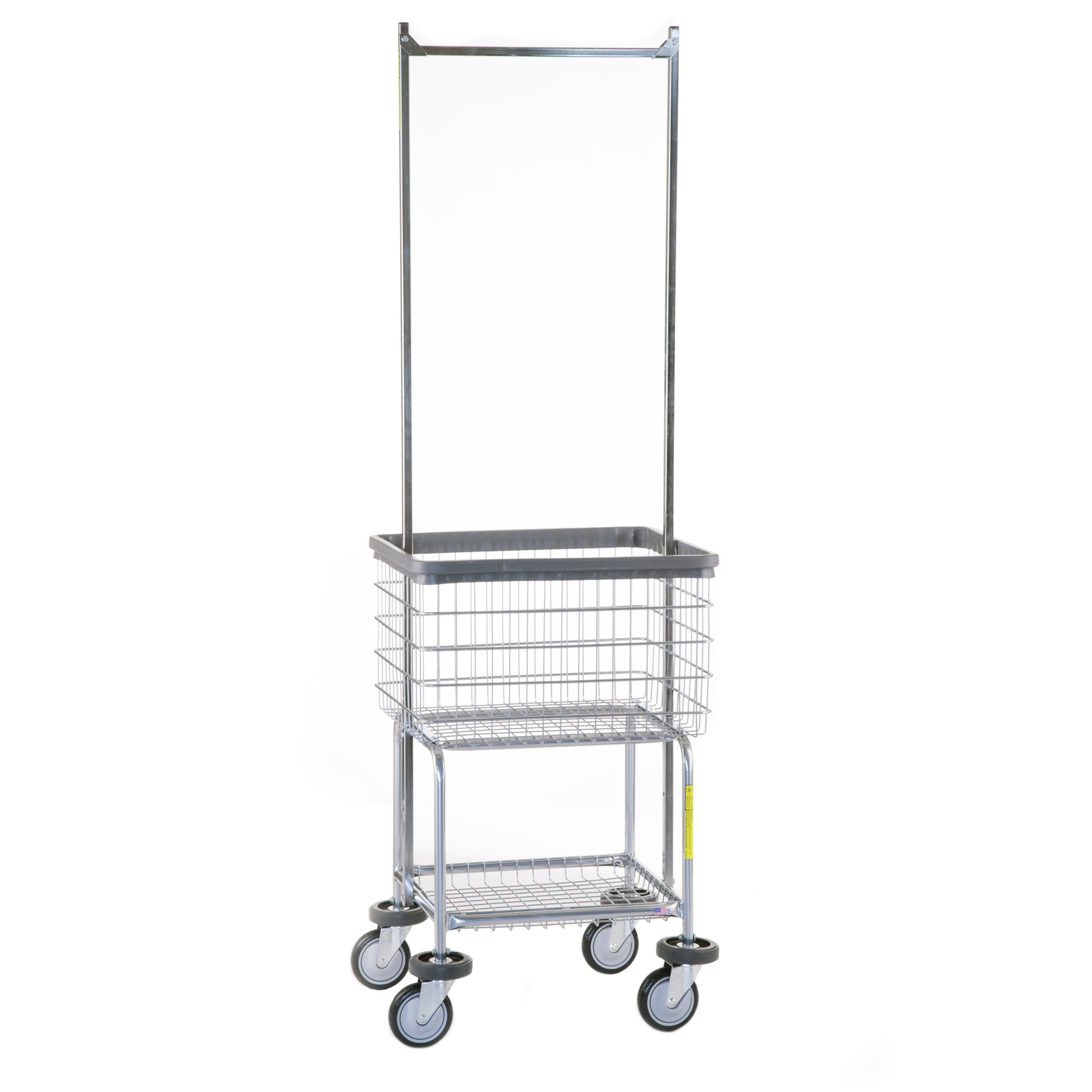 Deluxe Elevated Laundry Cart 300G55