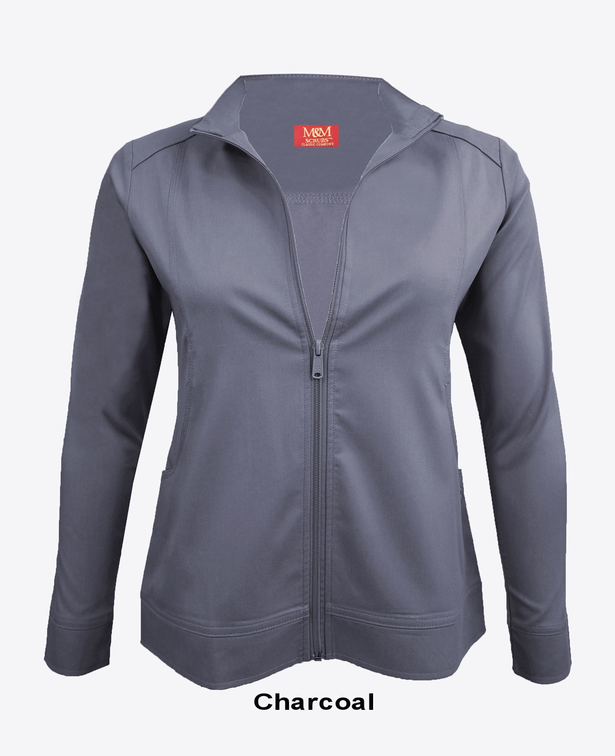 Stretch Ultra Soft Zippered Jacket - SC5200