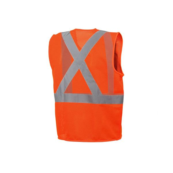 Economy Safety Vests - 59A101-201