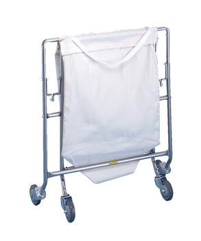 Collapsible Hamper with Canvas Bag - #652C