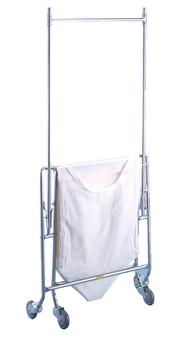 Collapsible Hamper with Bag and Rack - #652C53C