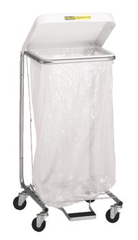 Single Medium Duty Steel Hamper - #692