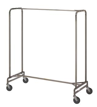 "Garment Rack - Portable 60"" Single #715"