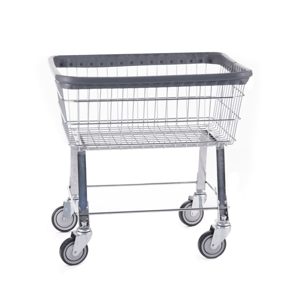 Economy Laundry Basket Cart - 96CBC