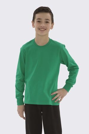 ATC™ EVERYDAY YOUTH COTTON LONG SLEEVE TEE - ATC1015Y