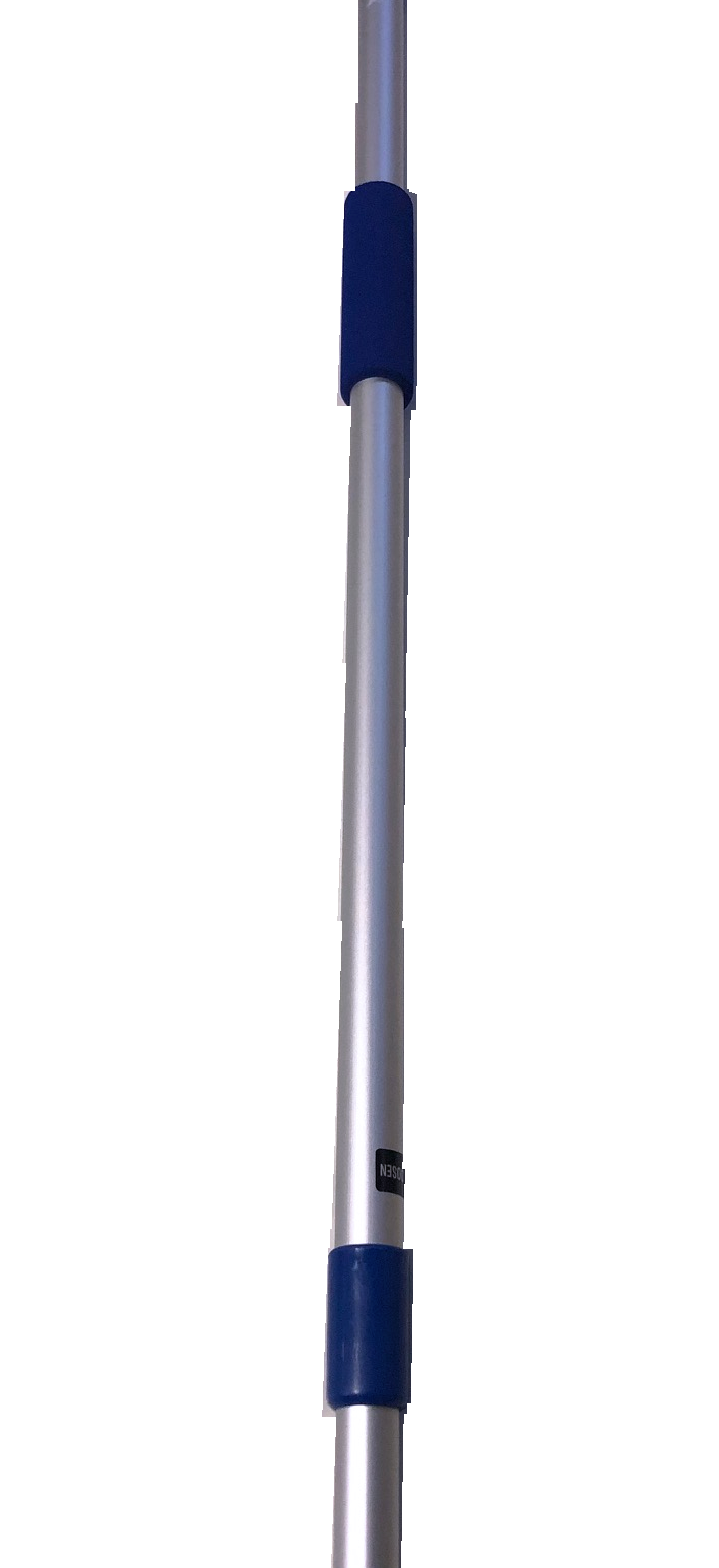 "Aluminum Mop Handles - 70"" Telescoping MC011"