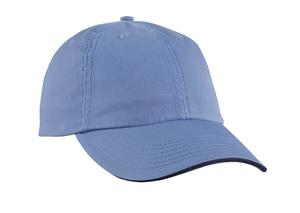 Authentic™ Enzyme Washed Sandwich Bill Cap - C120