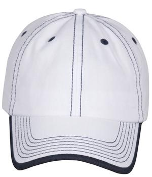 Authentic™ Contrast Stitch Cap. C121