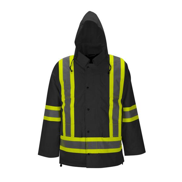 HI-VIS 6 IN 1 DELUXE WINTER PARKA​ - SAC29118102​ - Click Image to Close