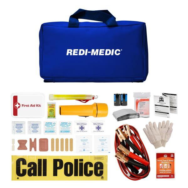 COMPACT AUTO FIRST AID KIT - CAK-N