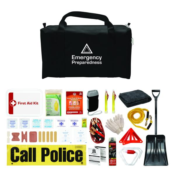 EMERGENCY AUTO STANDARD NYLON KIT - EAS-N