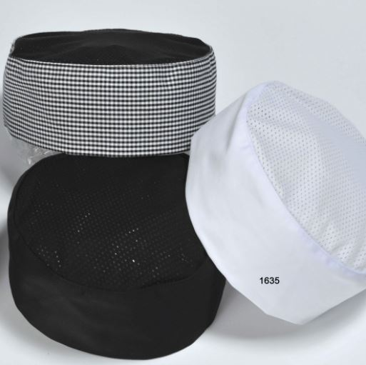 Pill Box Cap With Mesh Top - FS1635