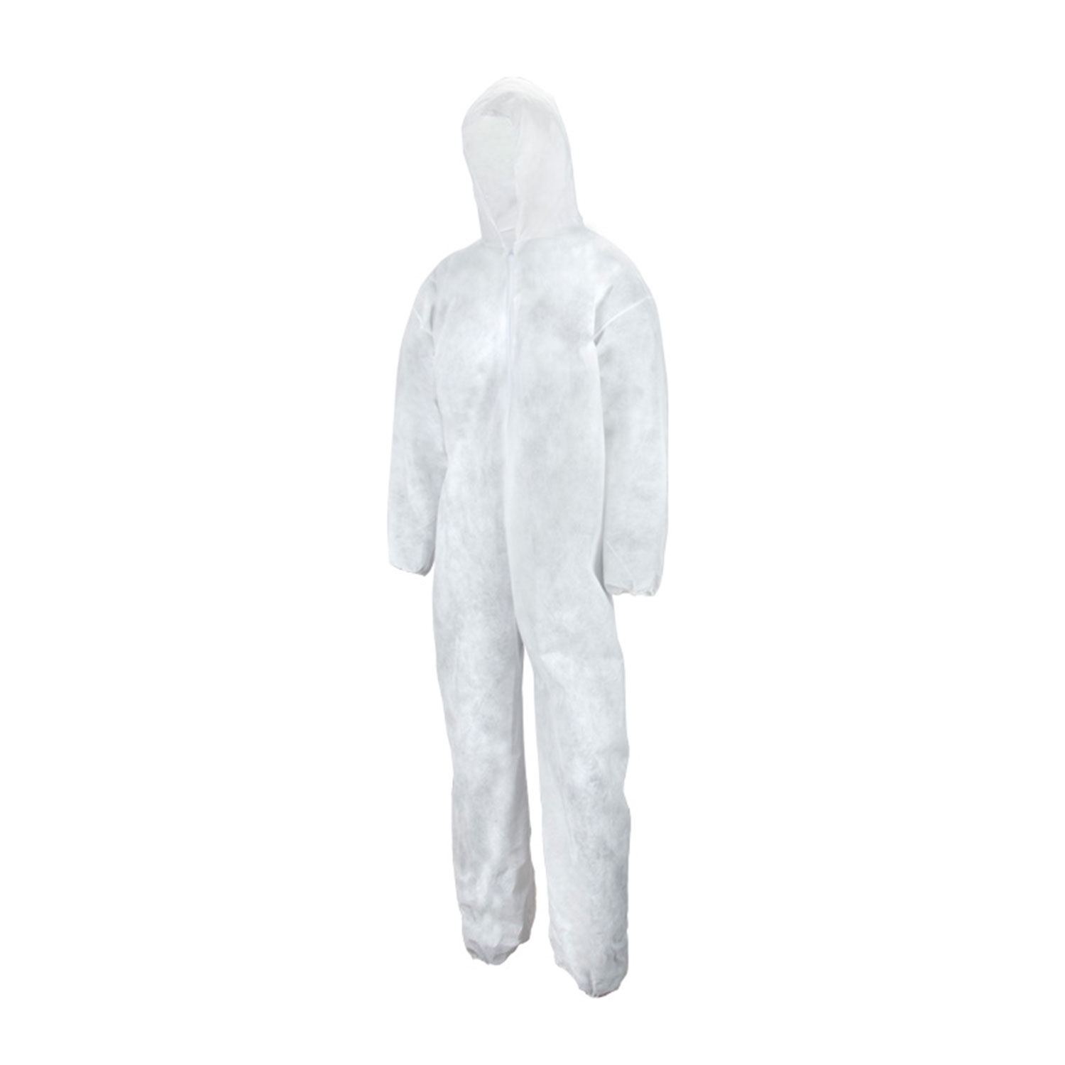 Heavy Duty Disposable Polypropylene Coveralls - 25/case
