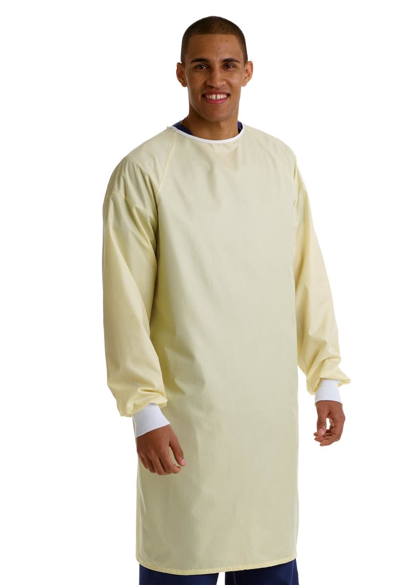 Unisex Barrier Isolation Gown