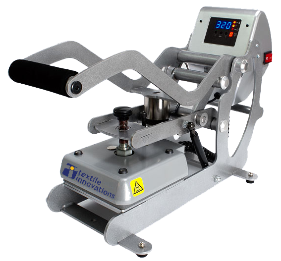 BCTI - Heat Press LR Series - Commercial - Auto Popup