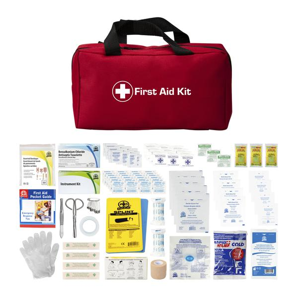 HOME AND OFFICE FIRST AID KIT - OFC1-N