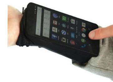 Brandwear™ On Wrist Phone Wallet - CA20
