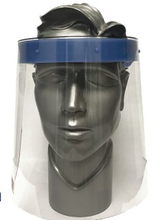 Reusable Splash Protection Face Shield - PA14350