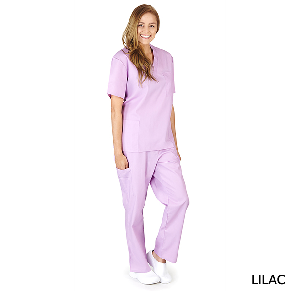 Fashion 3 Pocket Scrub Set - Cargo Pants - SCBP102