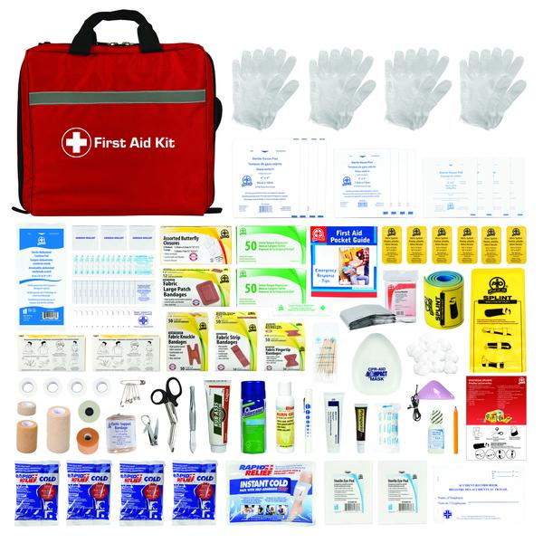 DELUXE SPORTS FIRST AID KIT - SPKDX-N