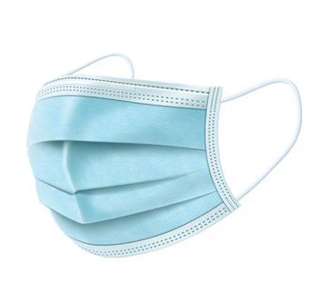Disposable Surgical Masks - 50/Box