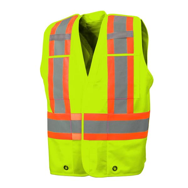 SURVEYOR VEST WITH FOUR POCKETS - SA5837202​