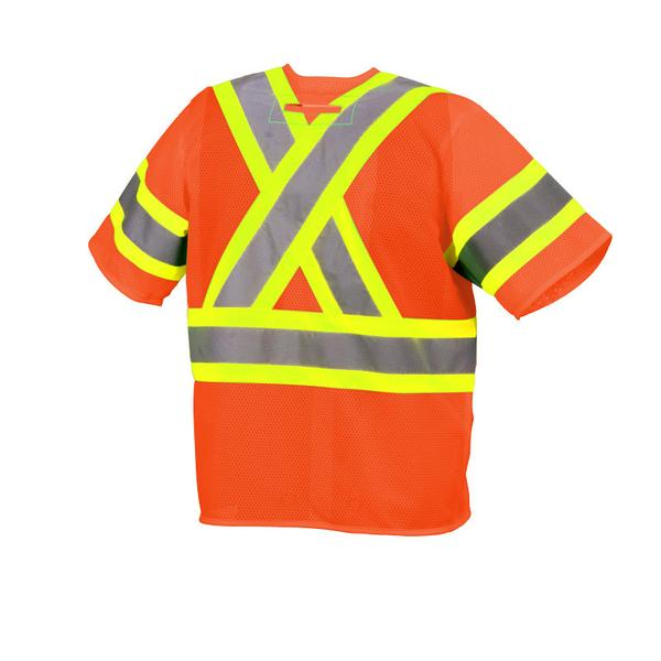 SURVEYOR VEST WITH FOUR POCKETS - SA5837202​ - Click Image to Close