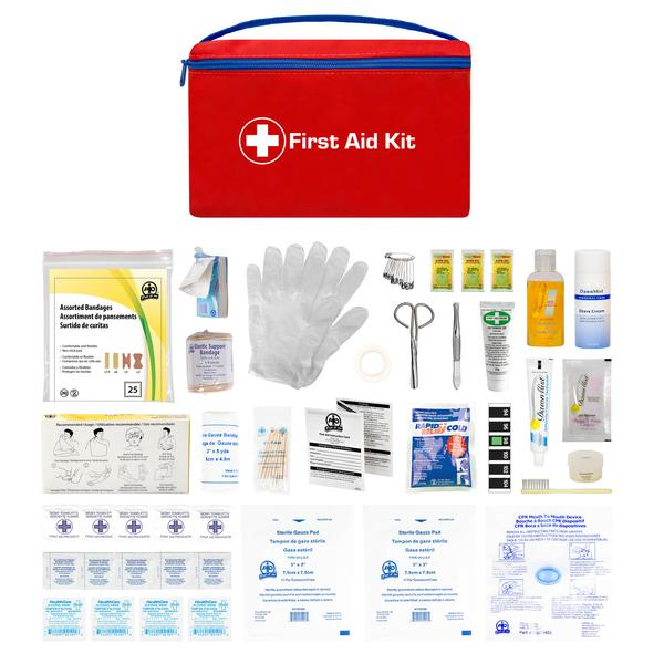 TRAVEL FIRST AID KIT - TRK-N
