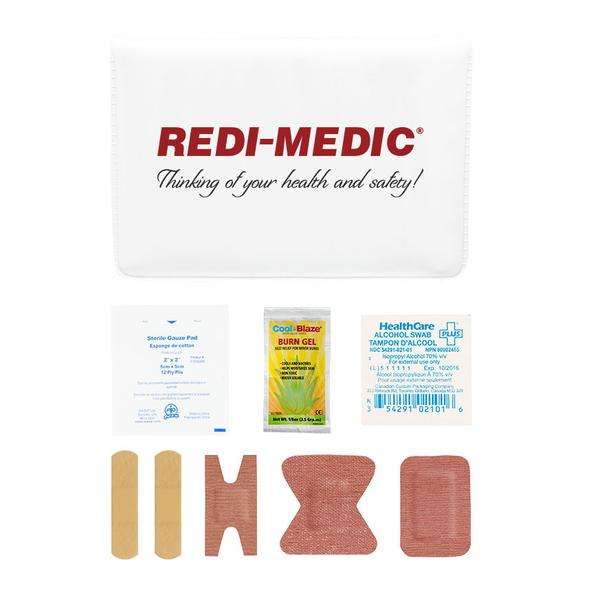 WALLET FIRST AID KIT - WFK-1