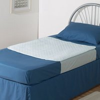 "TriPly® Draw Style - IBEX Bed Pad, 34x36"" with 18"" tuck in ends"