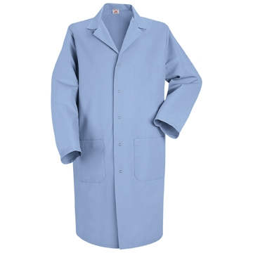 Men's Style - Premium Lab Coats - Light Blue - SA6400