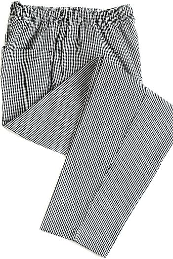 Work Pants, XG-Style, Economy Zippered Pants - Checkered