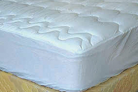 Mattress Pads - Contour Style - Twin - 39x75 - Click Image to Close