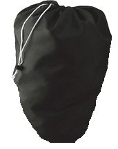 Nylon Laundry Bags - 30x40 - Tapered - Drawstring - Sliding Lock