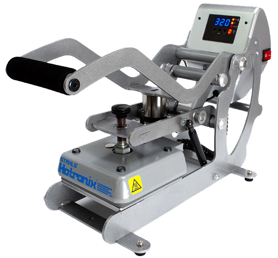 HOTRONICS LR Series - Auto Popup Commercial Heat Press