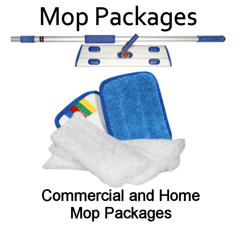 Microfiber Mop Packages