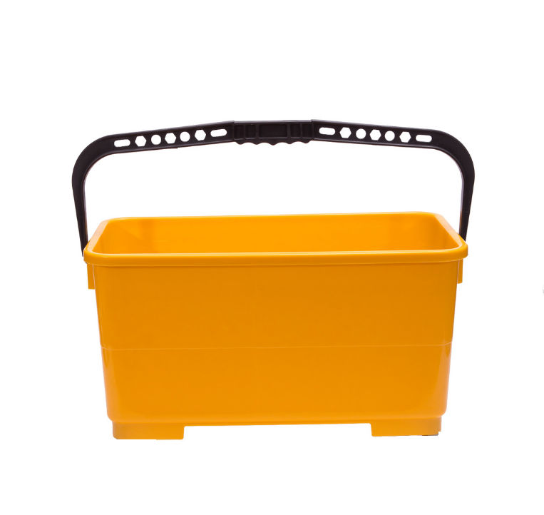 MicroClean System Mop Bucket - Yellow