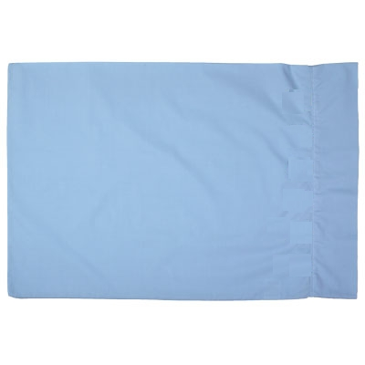 T180 - Percale Pillow Slips - Standard 42x34 - Blue
