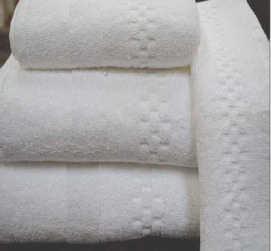 Royal Suite™ Hotel Hand Towel - 18x32 White
