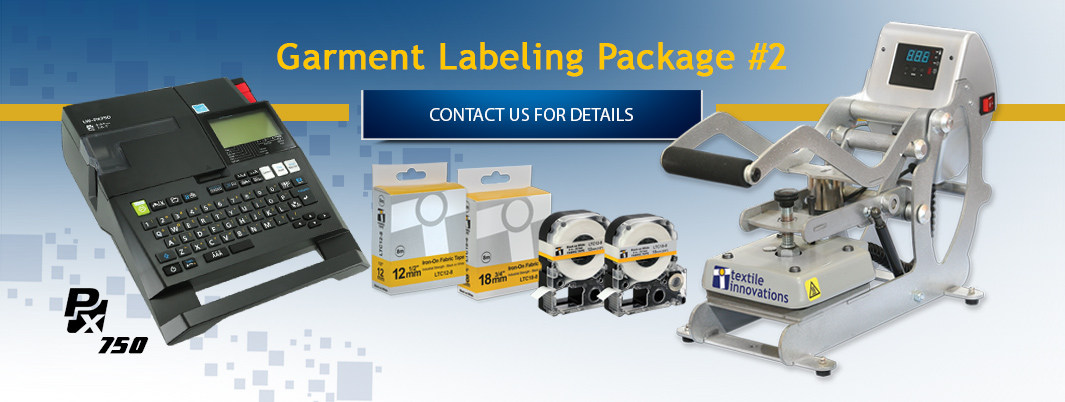Garment Labeling Systems