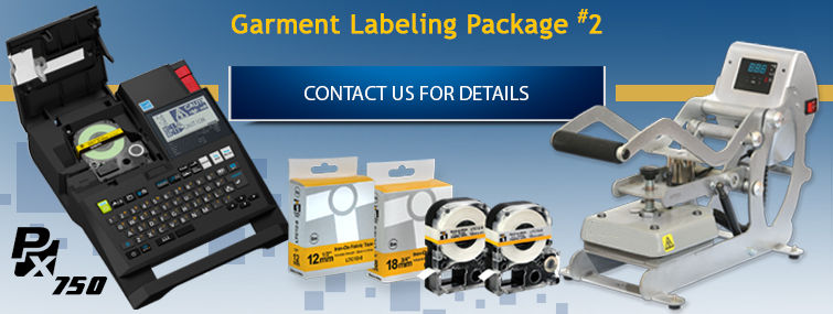 Garment Label Printing Systems