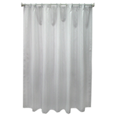 "Stall Curtain - Polyester 36x72"" White"